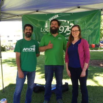 Antonio, Carlos, & Bonnie - Solidarity Fair